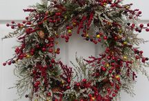 Christmas Winter Wreath Ideas