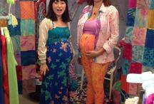 Juana Omotesando / 2012 / Familia & Prendas Únicas para nuestra tienda en Tokio ♡