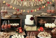 Autumn / Fall Wedding ideas