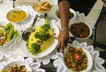 Cestovanie-Sri Lanka dinner