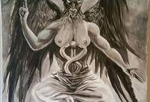 Aesthetic - Satanism