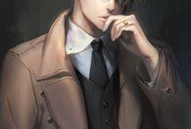 Anime Style Art