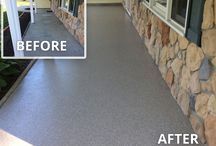 Before And After Concrete Projects