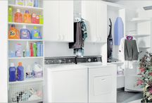 Home - Laundry Room Inspiration / by Sussedout