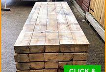 Online Shop / Online Shop for Topwood Garden Buildings, Timber & Fencing