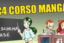 C4 Corso Manga