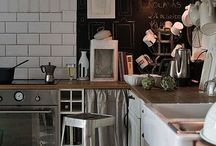 Interiores - Cozinha Industrial