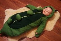 Baby Sleeping bag/ foot muff