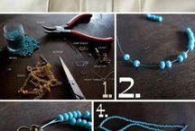 necklace / by Karolina Redmerska