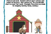 Texas for Kindergarten / by Diane Goetschius