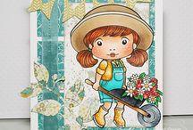 La La Land & Tilda cards