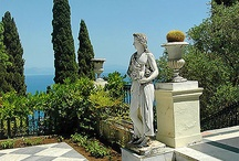 Corfu - Princess of the Ionian sea / Our Beautiful island welcomes you! Heaven can wait
