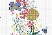 Krzyżykowe kwiaty