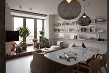 Minimalist Residential Photo / Photographs © Andrey Avdeenko