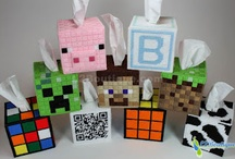 Minecraft / Minecraft inspired gifts to make
