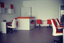 Ofis / İkitelli TeknoPark merkezinde yer alan ofisimizden kareler.