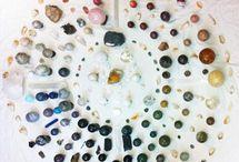 Crystals minerals gemms