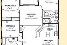 Houseplans / by Kim Bershadsky
