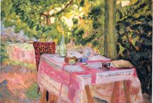 Bonnard Pierre / Paintings of Bonnard