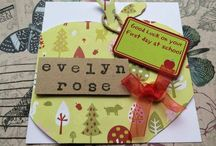 Handmade Cards / A selection of handmade cards for all occasions available to purchase on our online marketplace
