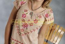 Embroidered Ladies Garment