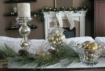 Christmas decorations / by Diane Girard