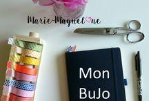 Mon Bujo / Voici mon Bujo : cet outil qui me permet d'être plus et mieux organisée