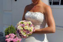 My dream wedding in reality / My romantic dream wedding came true August 22, 2015 at Harridslevgaard Castle in Denmark.