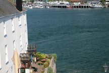 Picturesque Dartmouth in Devon / See the picturesque setting of Dartmouth. A popular day out in Devon for all ages.