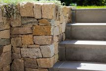 Stone Work / Stone walling and paving by Formed Gardens