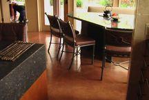 Concrete Flooring in Modern Spaces