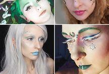 Feen-Make-up