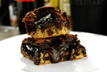 Food: Cookies and Brownies