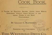 Vintage cookbooks & Recipes