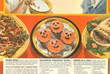 Vintage Ads, Recipes and Monstrosities! / Vintage recipes: the good, the bad, and the absolutely terrifying! / by The Homicidal Homemaker