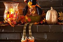 Fall Decorations / by Lisa Canerday Smith