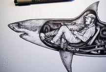 DIvers idées tattoo