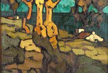 Italie schilderijen