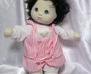ALL cloth and industry dolls / plus Goofin on Mattel / by Bonnie Browning