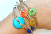 Bracelets / by Phoebe Costley