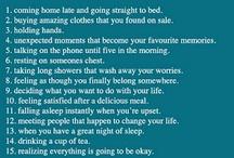 Words Of Wisdom  / by Sarah Wakefield