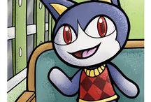 Animal Crossing Scrape Book Project