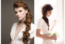 Hairstyles / by Stephanie Nelson