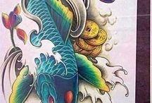 Oreintal tattoo