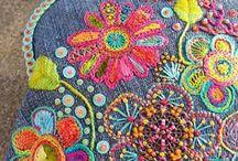 bordados y costuras