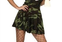 Fashion ✄ Costume (Military)