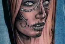 Tatuointi -ideoita