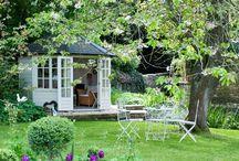 Trädgård/Uteplats