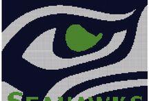 Seahawks / by Wendi Seaton Barker