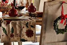 Holiday ideas / by Kristin Smalley
